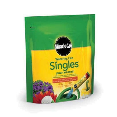Miracle-Gro Watering Can Singles All Purpose Water Soluble