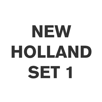New Holland Flail Set 1