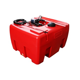 Portable Spot Sprayer With 12V Pump & Hose Reel
