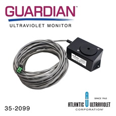 Audio Alarm: GUARDIAN™ Digital Ultraviolet Monitors